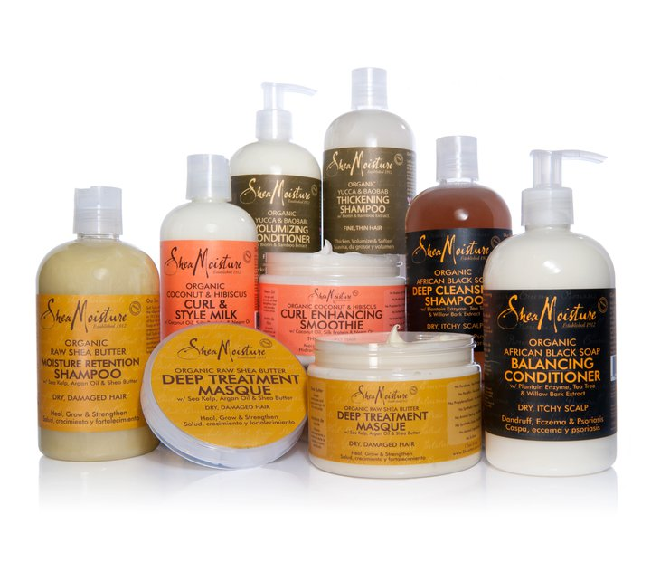 Shea Moisture The Best Curly Hair Products Ever Review