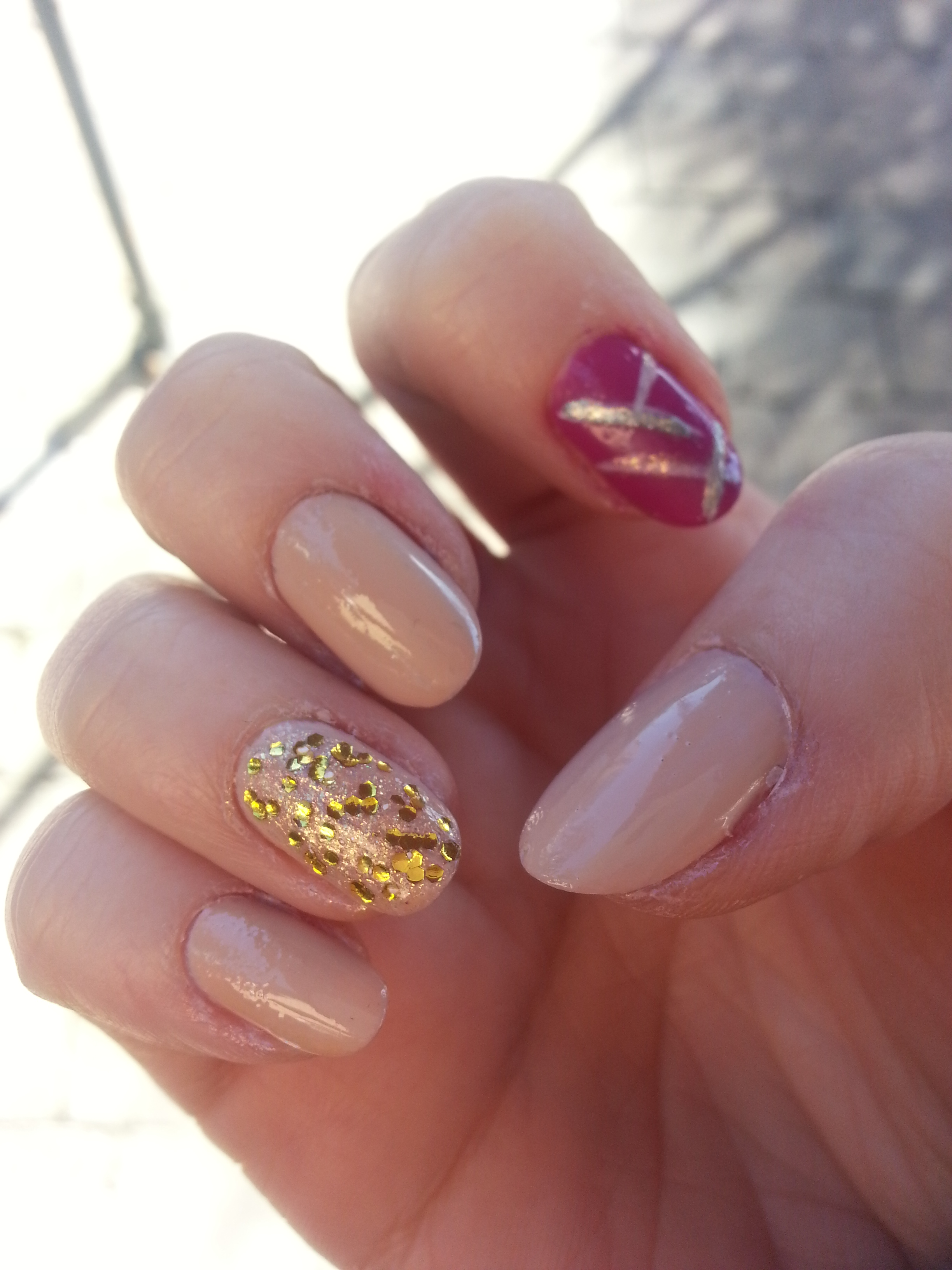 New Nail Polish Trends: My Festive New Years Nails
